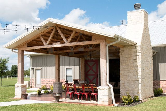 Best 25 metal barn ideas on pinterest metal barn house for Barn home builders indiana