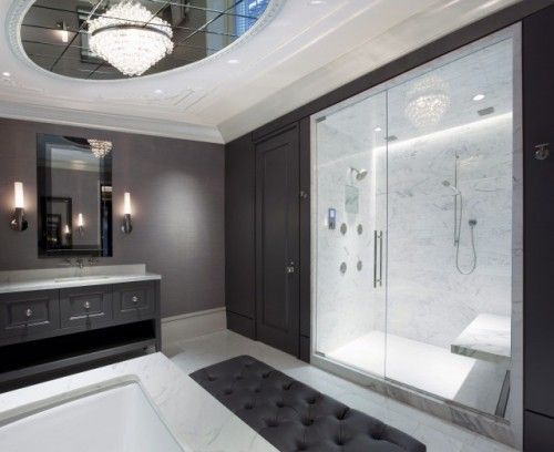 Shower next to water closet. Will it work?