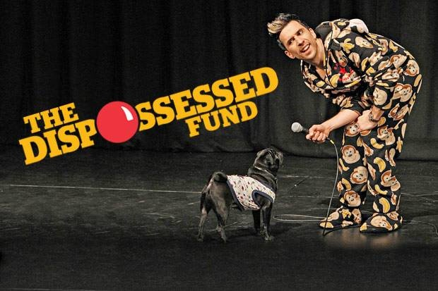 Russell Kane  Gone Bananas Monkey Onesie  The Dispossessed Fund
