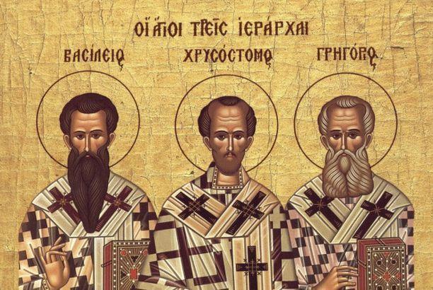 Αν οι Τρεις Ιεράρχες ήταν σήμερα δάσκαλοι… (Anna ' s Pappa blog)