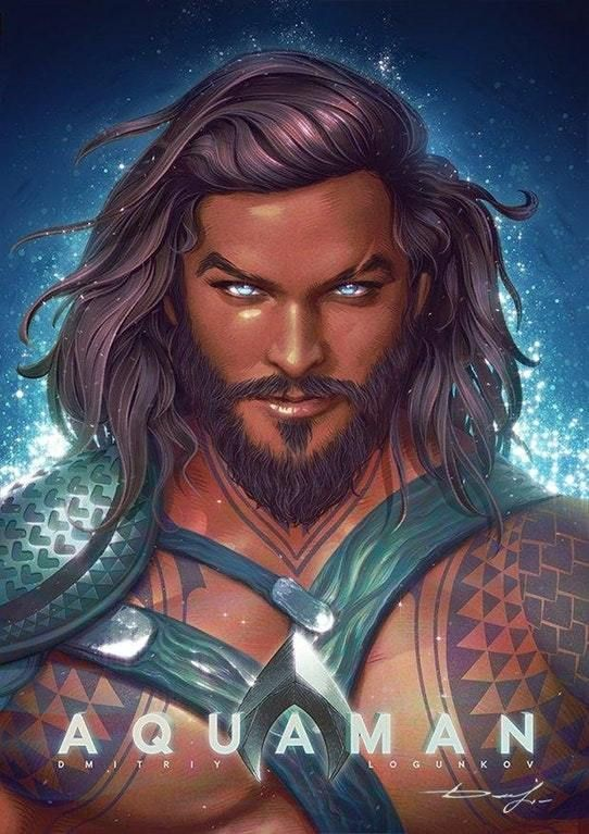 22 Days Until Aquaman Stars in the NEW Justice League Movie - 8 Bit Nerds shares the best funny pics, video games, sci-fi, fantasy, comic, and cosplay pics on the internet!