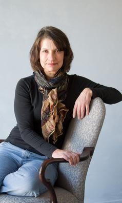 Milana Marsenich, author of Copper Sky.