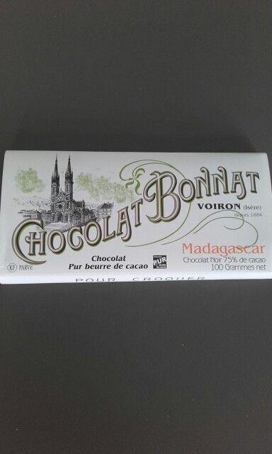Chocolat Noir Bonnat Madagascar