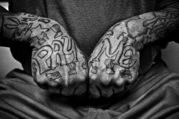Американские тюремные татуировки / Блоги / Субкультуры / Tattoo