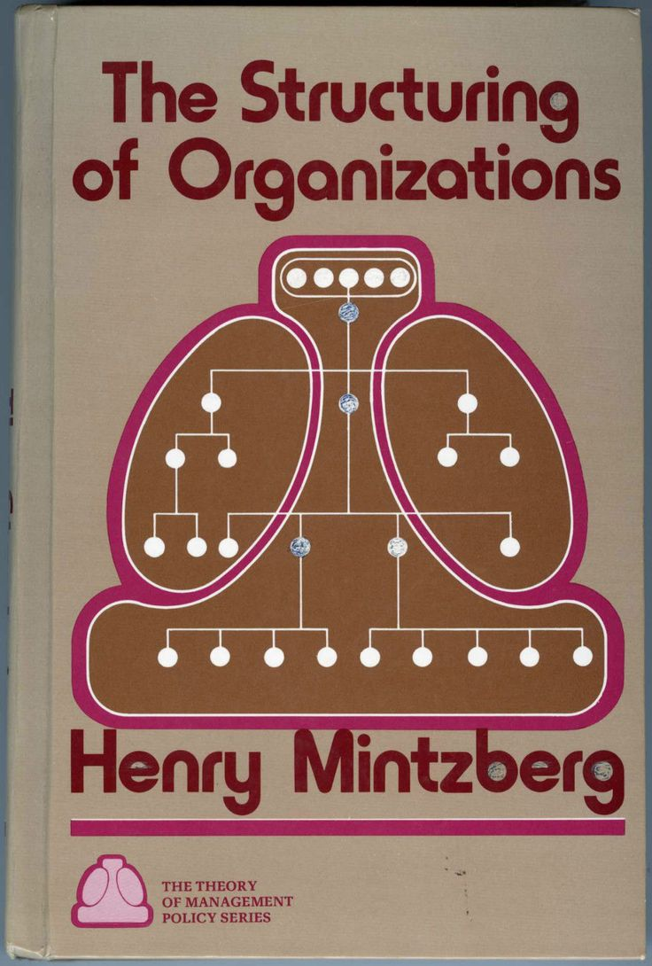 The Structuring of Organizations: A Synthesis of Research by Henry Mintzberg... in Books, Comics & Magazines, Non-Fiction, Business, Economics & Industry | eBay