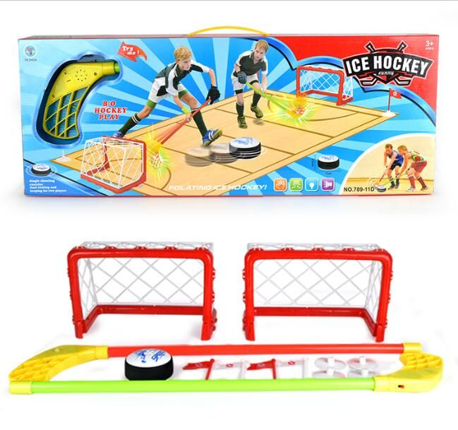 Eco-friendly Ice Hockey & Field Hockey Children 's sports toys Parent-child interactive toys Christmas gift