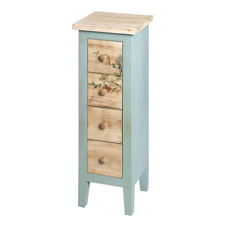 30cm Wide Bedside Cabinet
