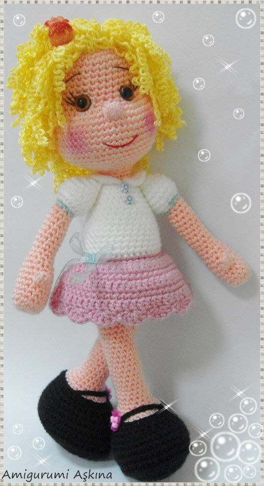 Amigurumi.. Wow. So cute!