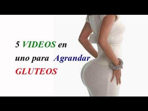 COMO AGRANDAR GLUTEOS*** RECOPILACIONES DE 5 VIDEOS//OMEGA3 - YouTube
