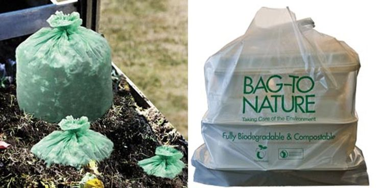 5 Biodegradable and Compostable Trash Bags