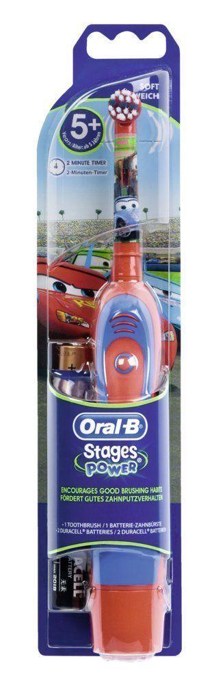 Oral-B 400 Stages Power Spazzolino elettrico a Batteria per Bambini, modelli assortiti: Amazon.it: Salute e cura della persona