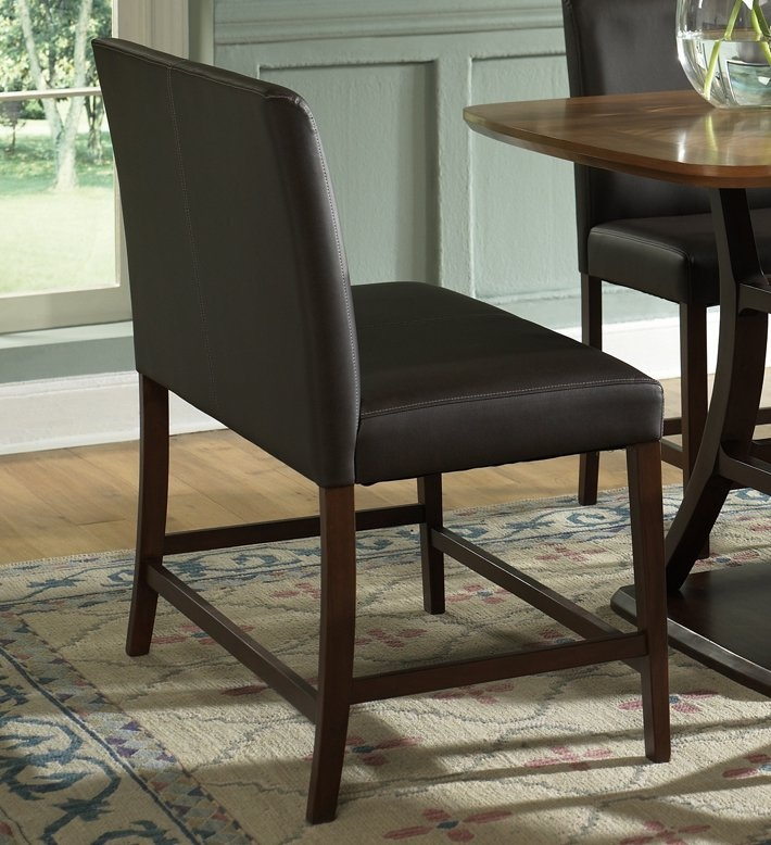 Counter Height Upholstered Bench : about counter height bench on Pinterest Vinyls, Counter height ...