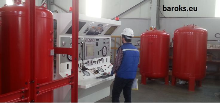 safety first :  at Baroks production carried out through several steps of testing and validation process.