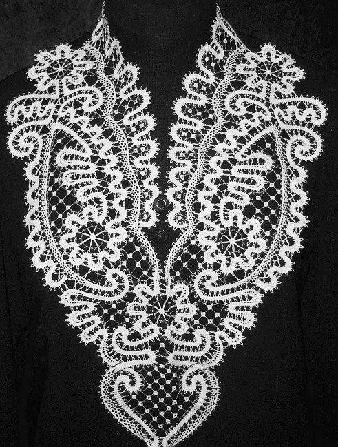 Vyatka bobbin lace, Russia #lace