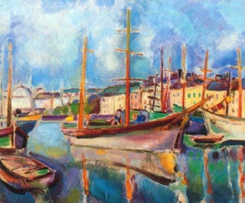 Arte!: Raoul Dufy and other French Painters