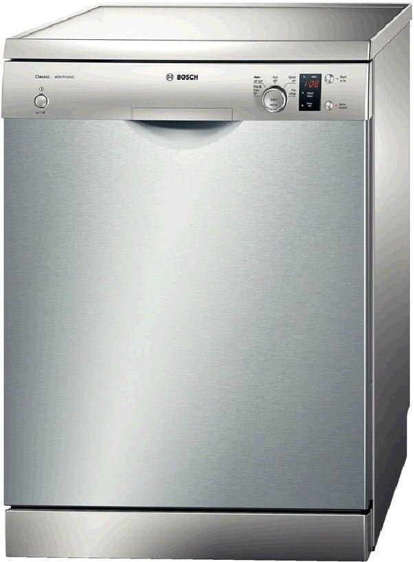 Bosch - 14 Place, Freestanding Dishwasher, Stainless Steel -Bosch - BOSCH Model Code: SMS50D08AU | Made in Turkey | AUD $695