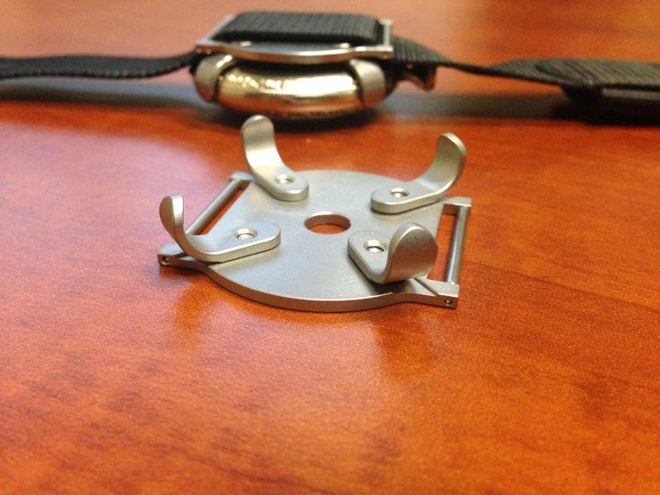 custom pocket watch holder to wrist by maratac� pocket