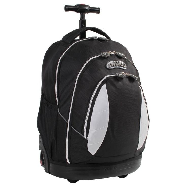 J World School Rolling Backpacks For Boys | Rolling Backpacks For ...
