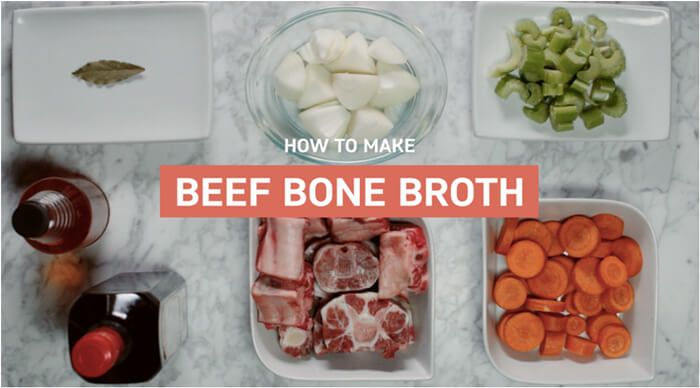 how to cook beef bones