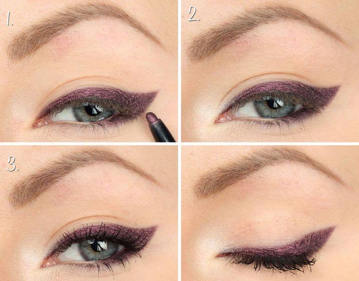 Vardagssminkning gröna ögon