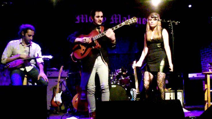 Zane Carney and Paris Carney LIVE @ Molly Malone's