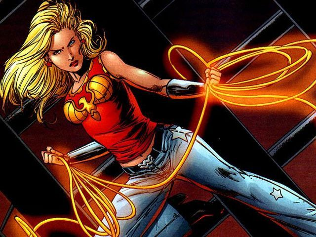 I got: Cassandra Sandsmark - Wonder Girl II! Which Lesser Known Teen Titan Are You?