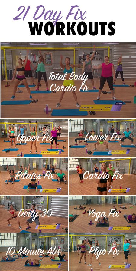 21 Day Fix Streaming Workouts Anywhere, Anytime | The Beachbody Blog