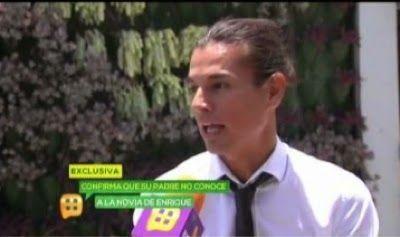 AFUEGUILLO.COM : ¿Julio Iglesias Jr no tiene una buena relación con su padre?