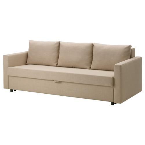 FRIHETEN Τριθέσιος καναπές-κρεβάτι - IKEA