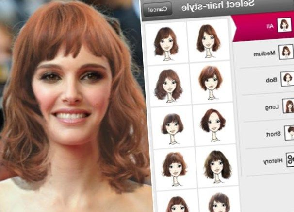 New hairstyle app - http://new-hairstyle.ru/new-hairstyle-app/ #Hairstyles #Haircuts #Ideas2017 #hair