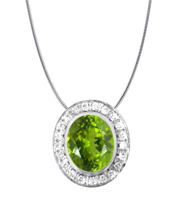 Estate Gold Halo Style Pendant   Howard - Fine Jewellers & Custom Designers