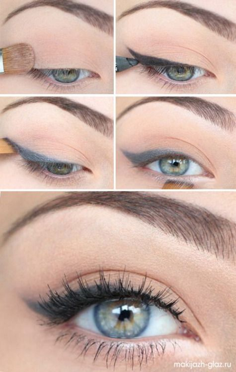 Makeup Ideas: Maquillage facile pour tous lesjours  Makeup...