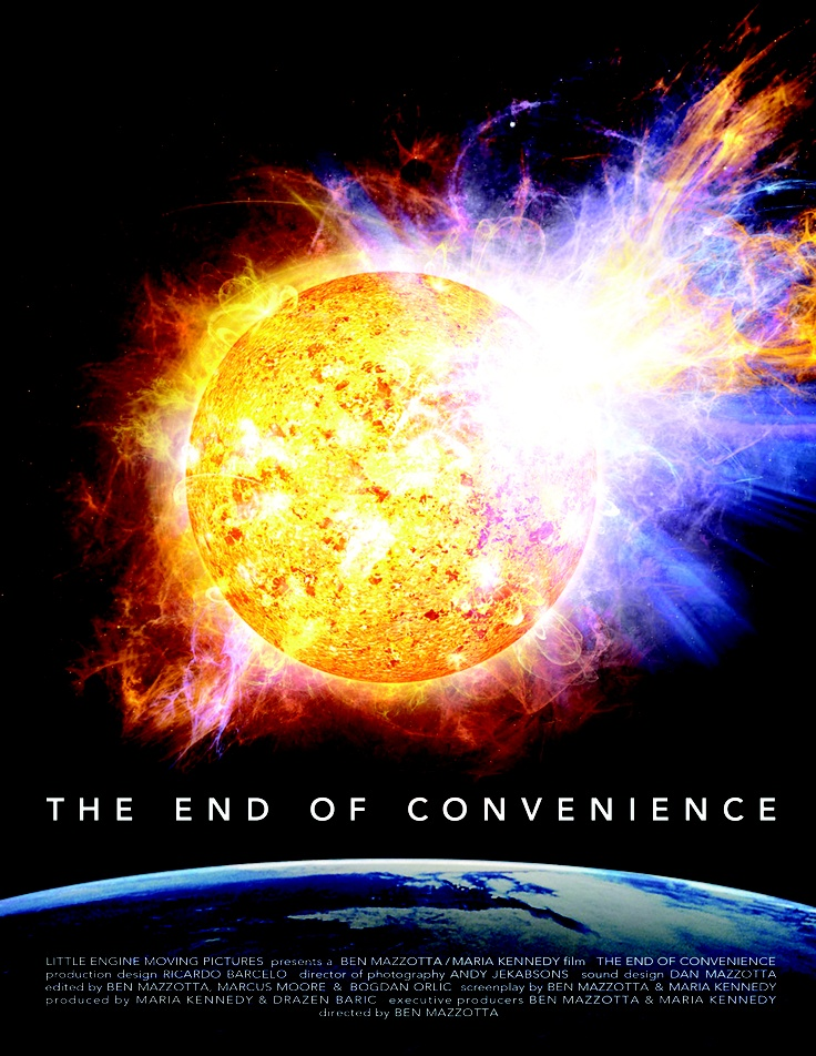 The End of Convenience -- movie concept poster