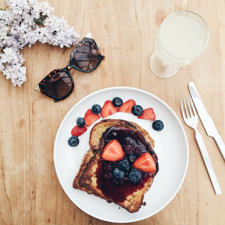 French toast for lazy mornings
