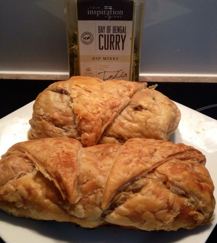 YIAH Bay of Bengal Curry and Veggie Pasties