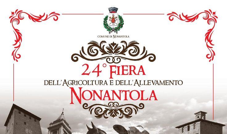 Ultimo giorno di fiera a #Nonantola! Al parco della Pace dalle 19.30 battesimo della sella per i più piccoli! 🐴😀