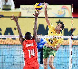 Blog Esportivo do Suíço:  Seleção Brasileira de vôlei termina Mundial sub-23 em quarto lugar