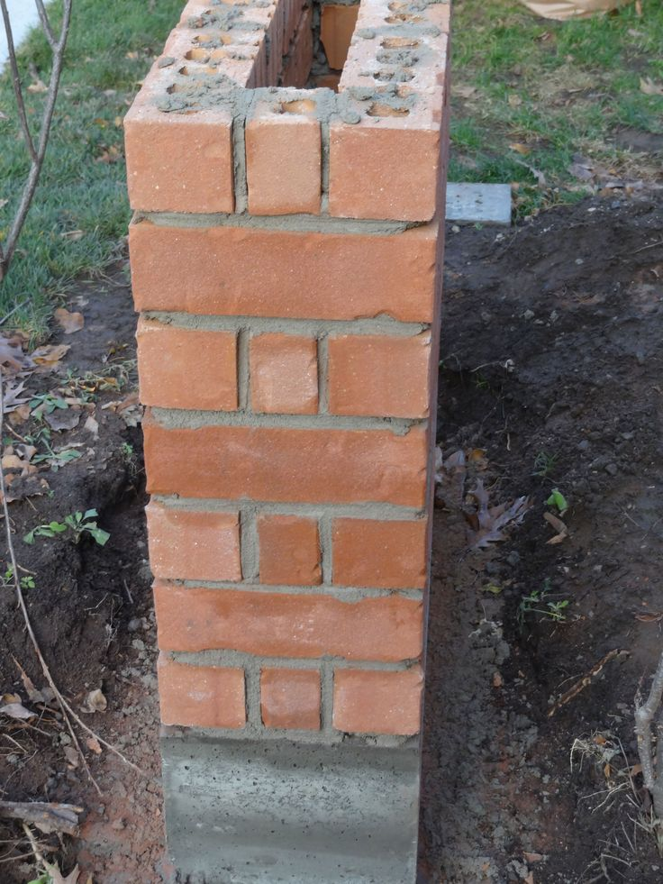 Case Study Brick Pillar Soldier S Course Custom