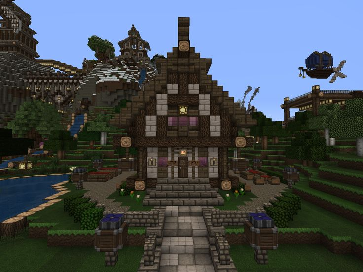 14 best minecraft builds images on pinterest minecraft survival bakery at spawn elysium craftingminecraft publicscrutiny Choice Image