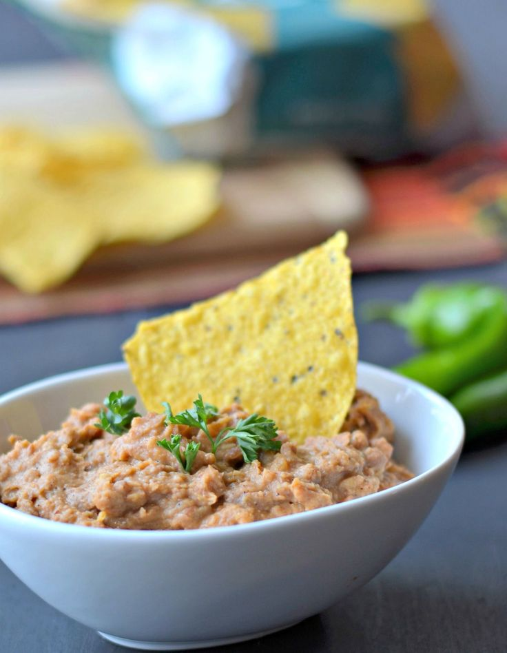 How to Make Homemade Refried Beans #happilyunprocessed #refriedbeans #cleaneating