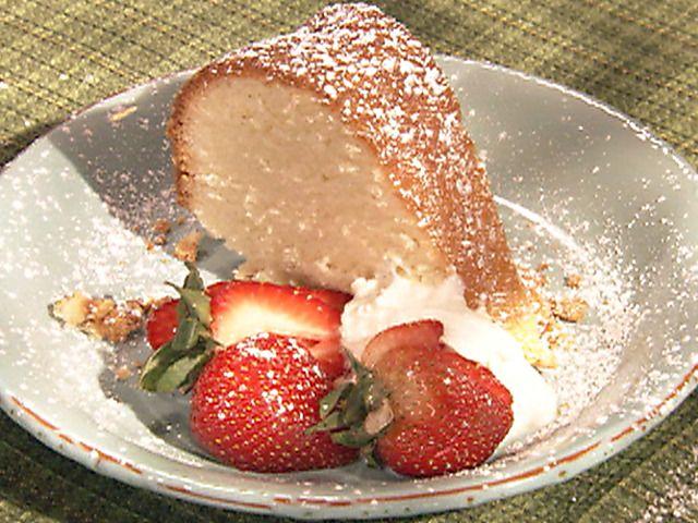 Paula Deen Mama S Pound Cake
