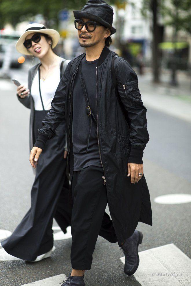 Уличная мода: Уличный стиль Парижа на неделе мужской моды весна-лето 2017