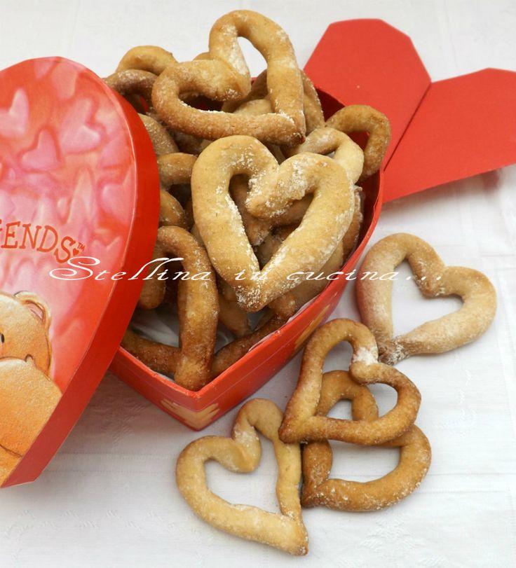 Biscotti al miele-senza burro e senza zucchero - Stellina in cucina...