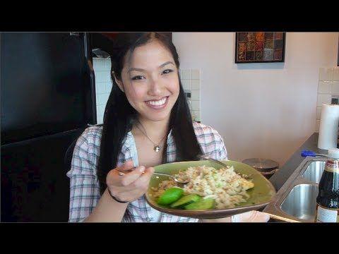 Thai Fried Rice (Kao Pad) ข้าวผัดปู – Hot Thai Kitchen!