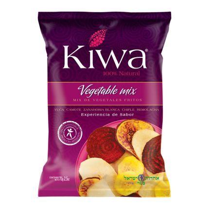 5/5 Kiwa Original Frukt - och Grönsakschips: wow vilka smaker och vilken knaprig fin krispighet. helt unik och värd vartenda öre i upplevelsen!