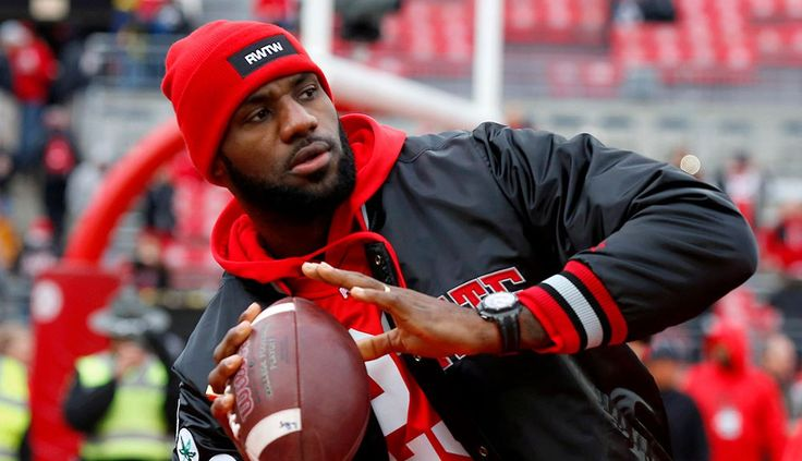Check out Ohio State's LeBron cleats for Penn State game | For The Win