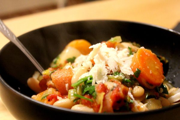 ... Stew With Cannellini Beans | Vegetable Stew, Fall Vegetables and Stew