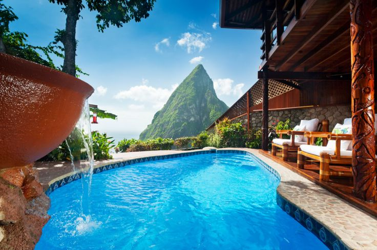 WIN! A stay at the beautiful Ladera resort – St Lucia