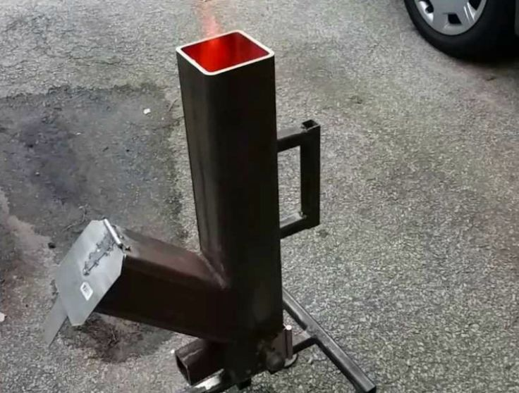 буржуйка ракета