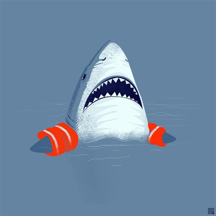 Shark me